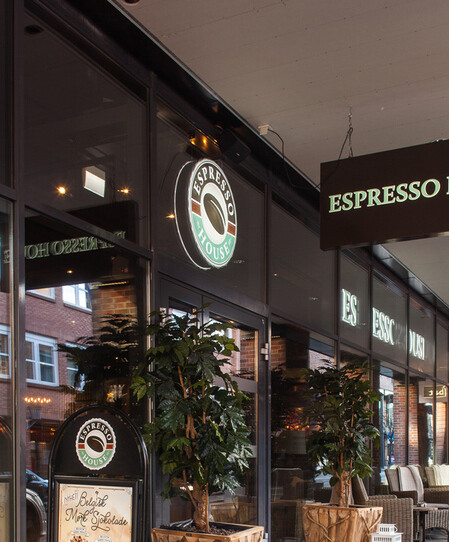 thumbnail: Espresso House - coffee bar